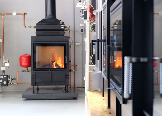 italian wood burning stoves and fireplaces