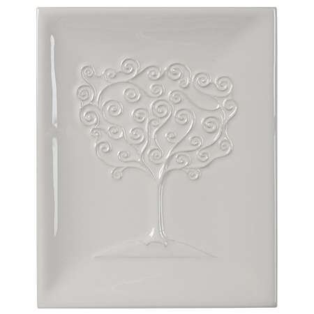 tree of life decorative tile
