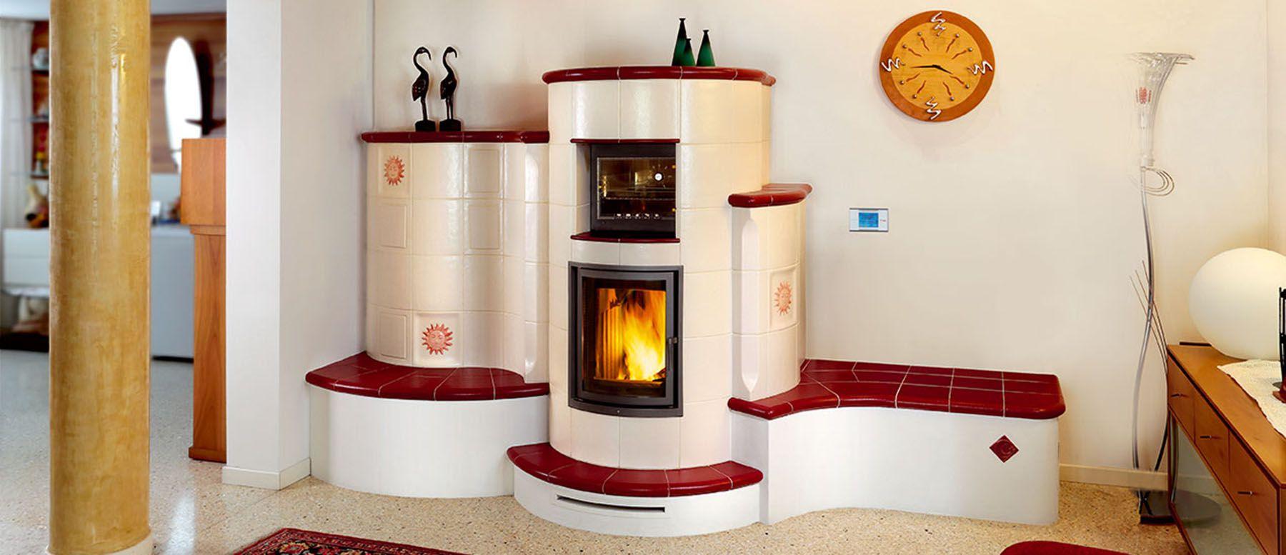 Stufe a legna con forno il sapore inconfondibile dei piatti di una volta - Cucinare con il forno a legna ...